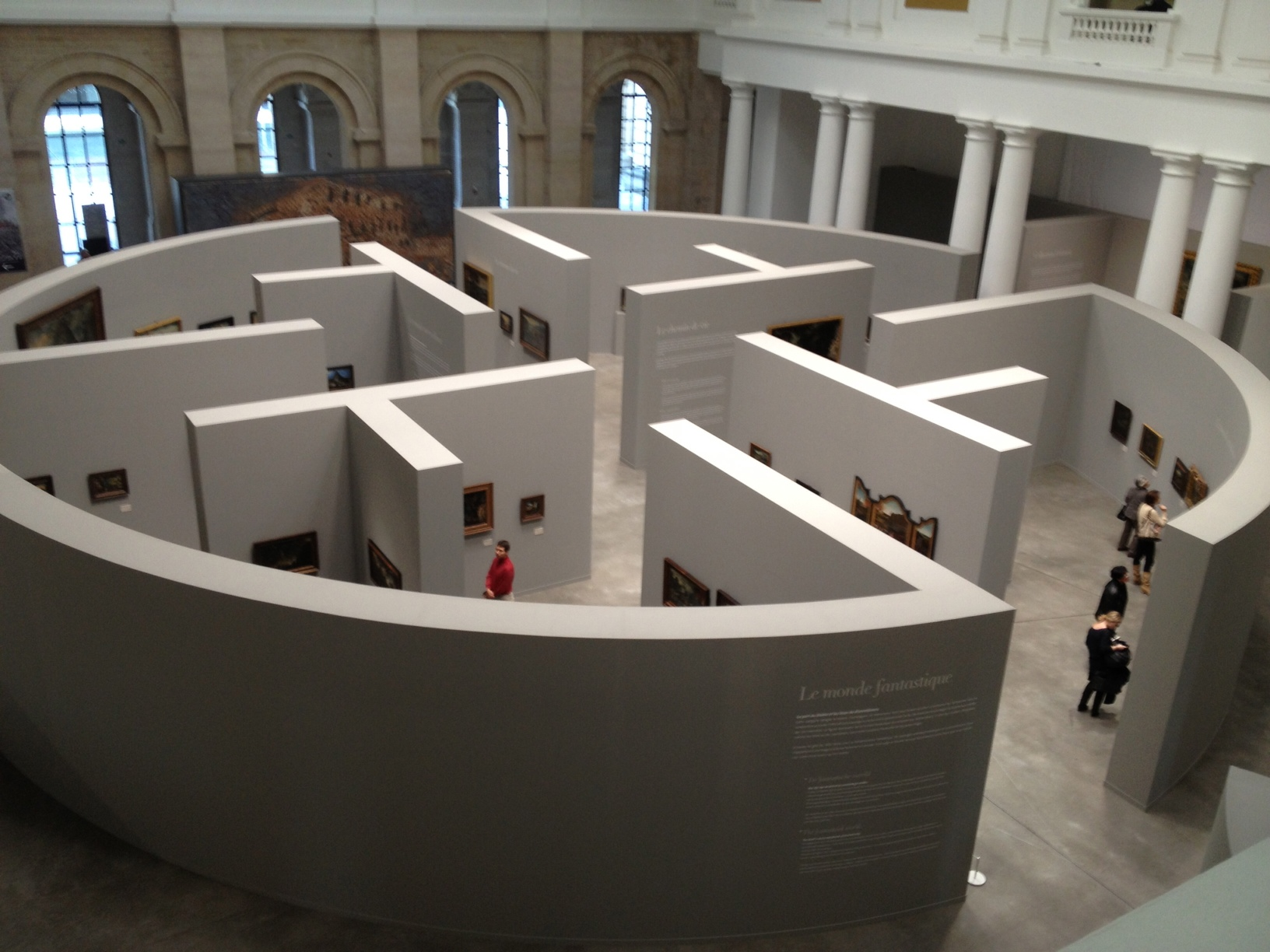Fables du paysage flamand, Palais des beaux-arts de Lille / Photo Serge Chaumier